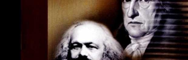 هگل و مارکس