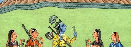 کمالِ مطلوب و هُنر: واکاویِ چیستیِ سُنّتِ نقاشی- موسیقی در شرق